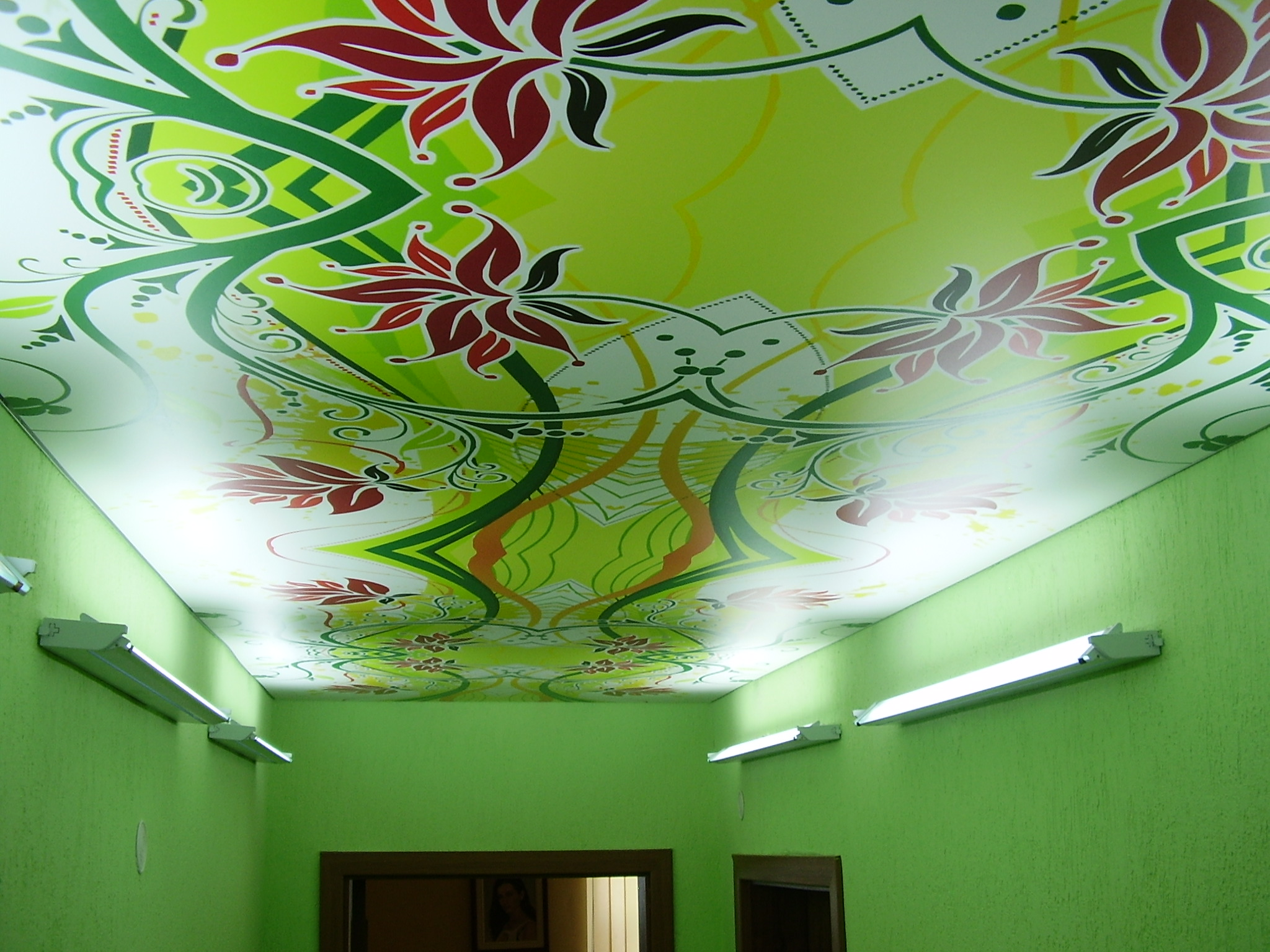 stretched ceilings private buildngs - 65