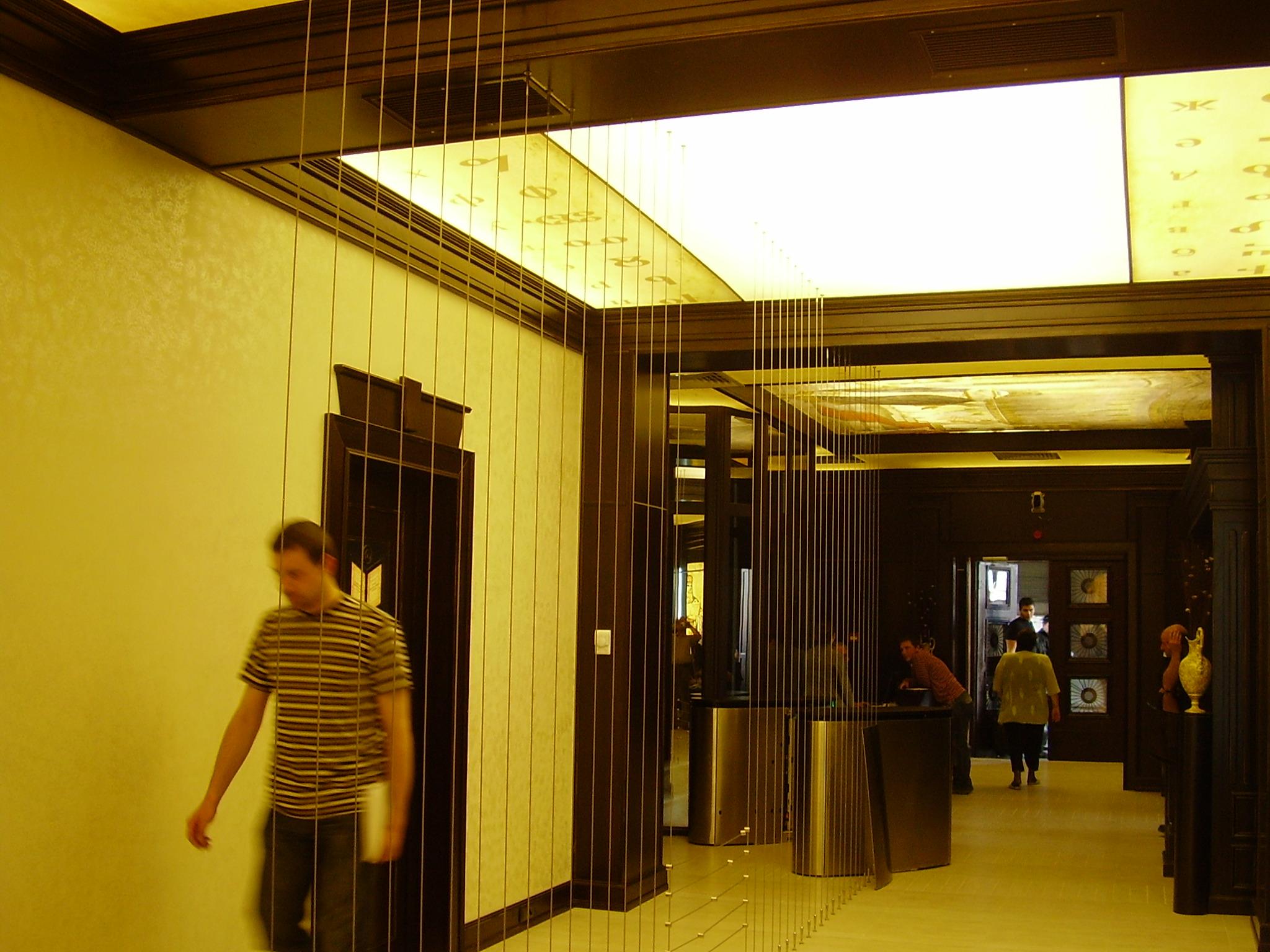 Опънати тавани Обществени места - 78