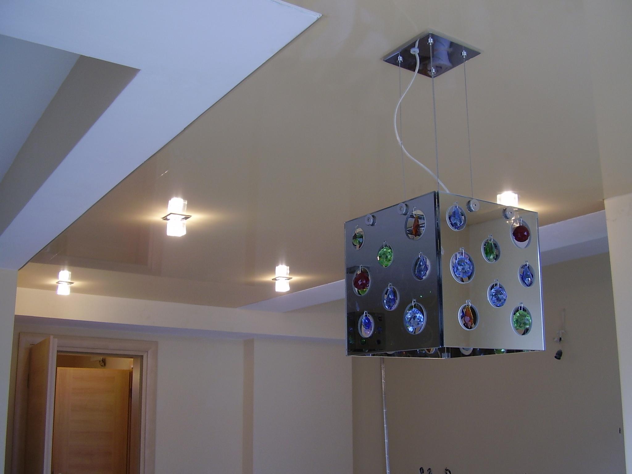 Натяжные потолки Частные дома - 62