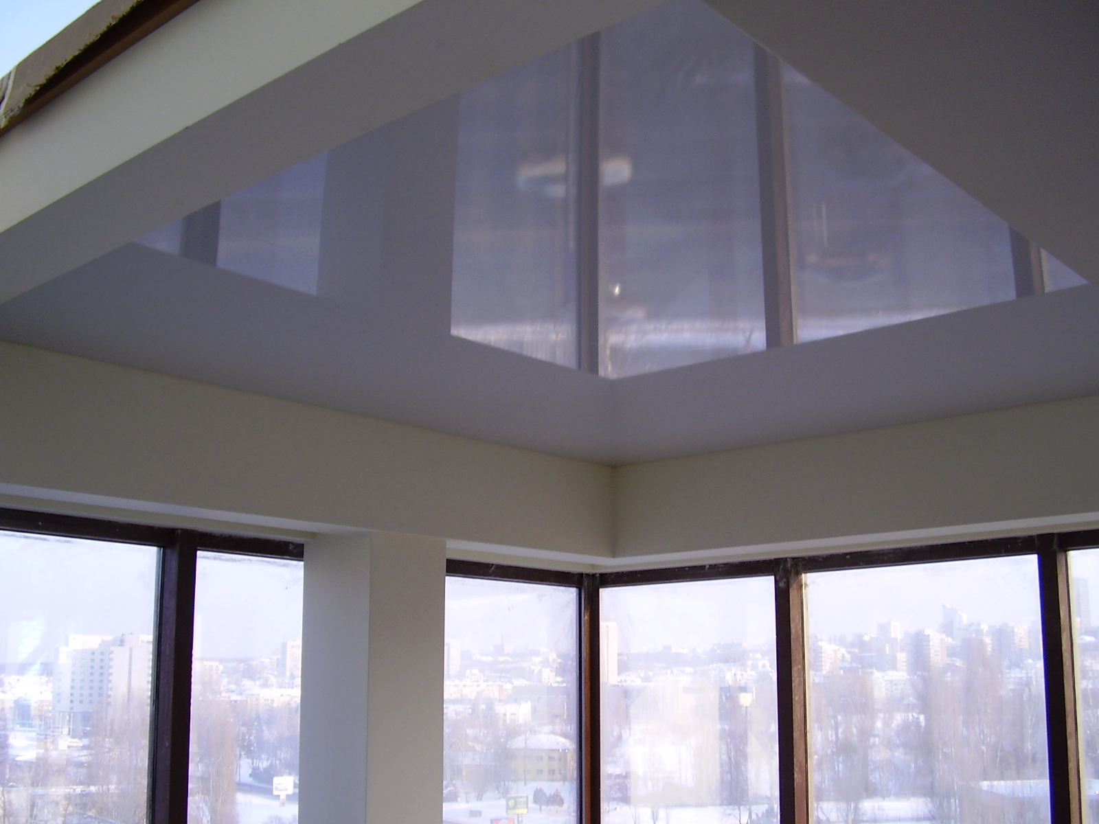 stretched ceilings private buildngs - 93