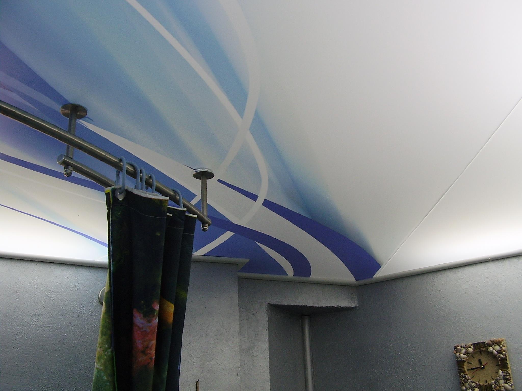 Натяжные потолки Частные дома - 89