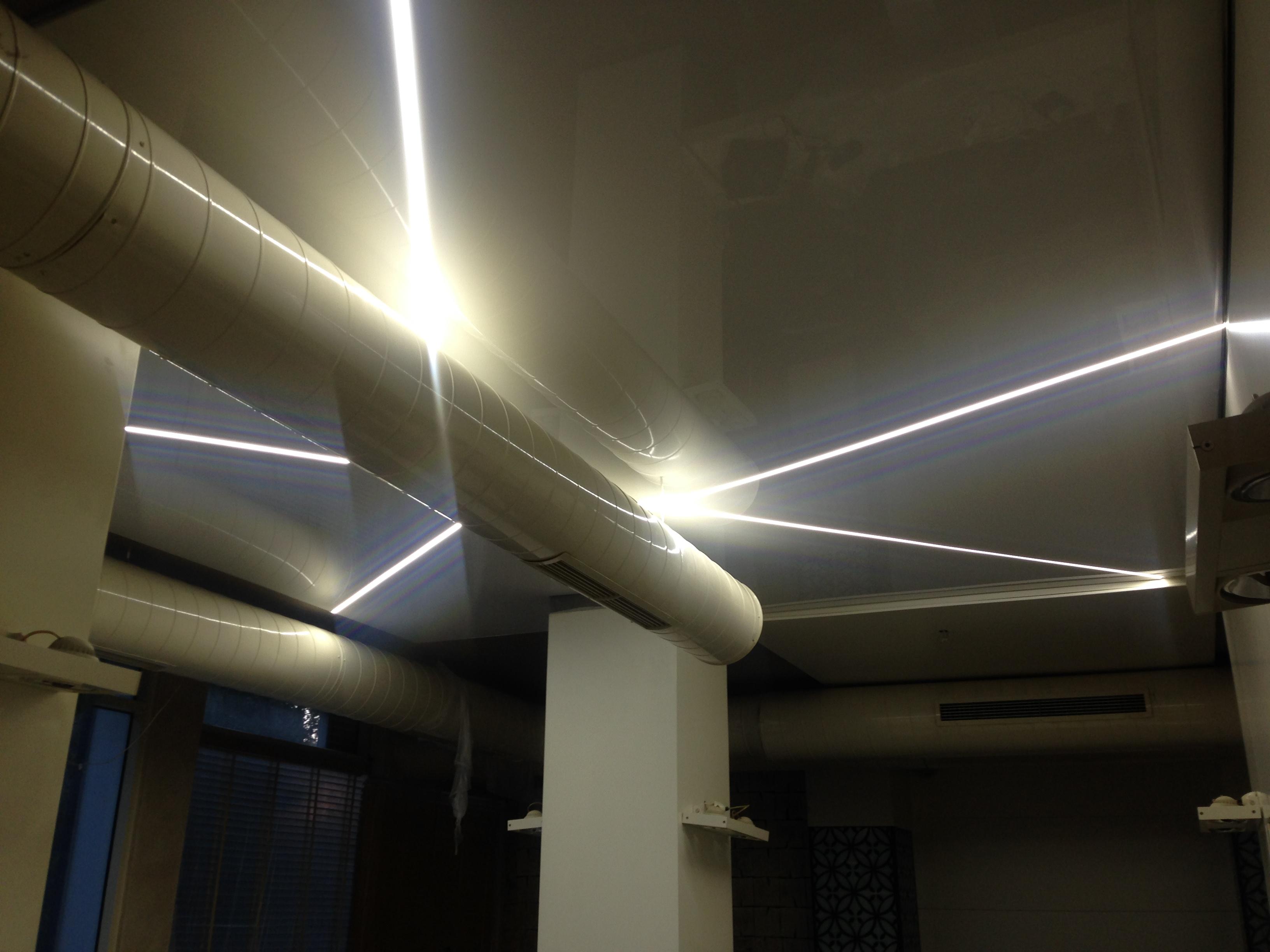 Опънати тавани Обществени места - 94