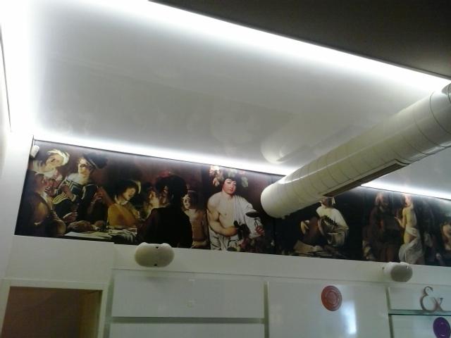 Опънати тавани Обществени места - 95