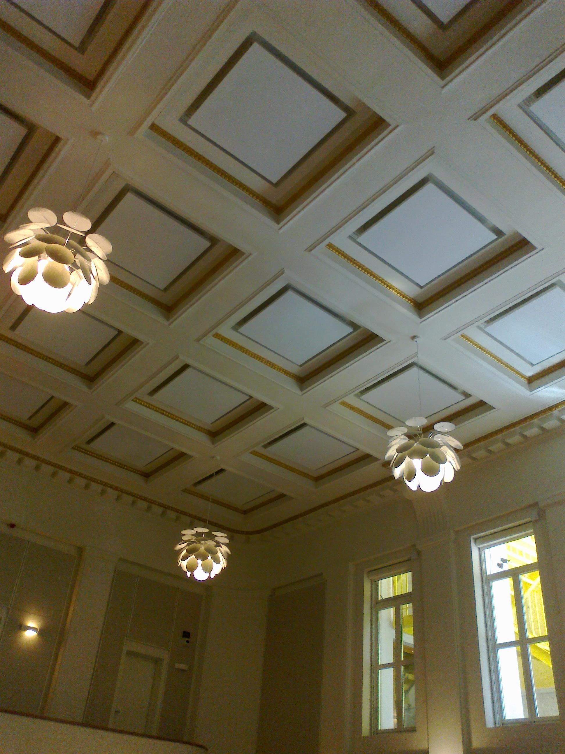 Опънати тавани Обществени места - 8
