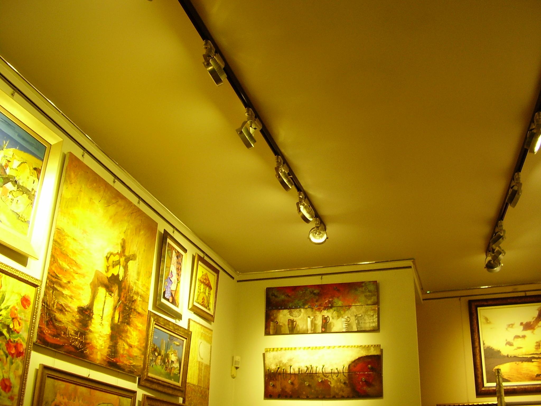 Опънати тавани Обществени места - 10