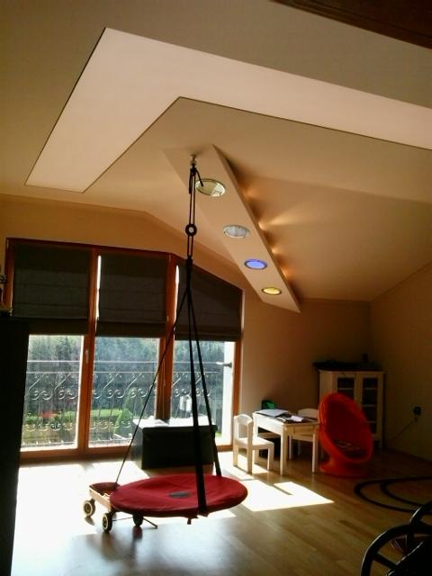 Опънати тавани Частни сгради - 16