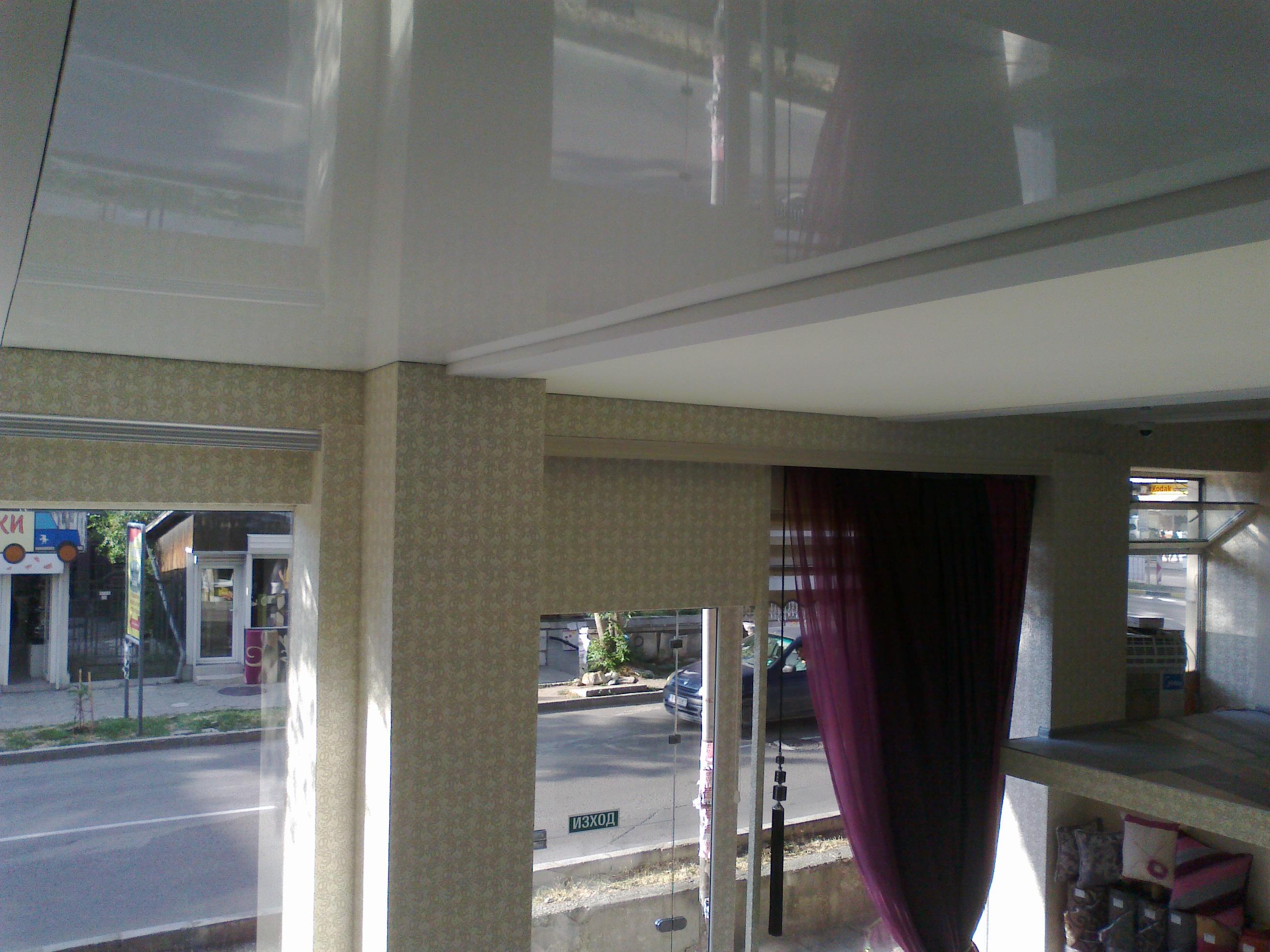 Опънати тавани Обществени места - 7