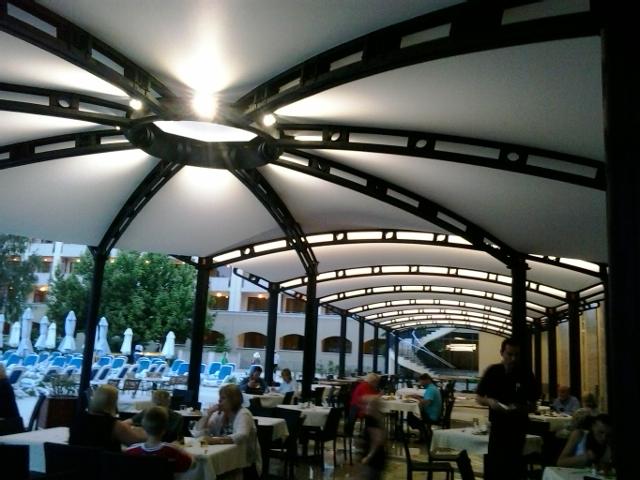 Опънати тавани Обществени места - 99